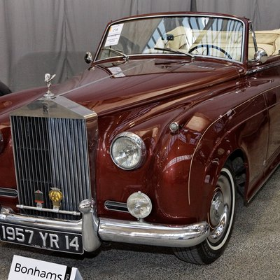 Rolls-Royce Silver Cloud Drophead Coupé