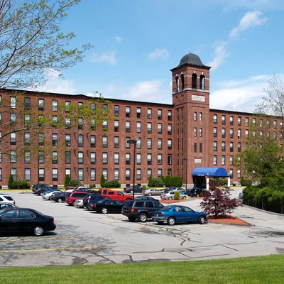 Border City Mill Apartments, Fall River, Massachusetts