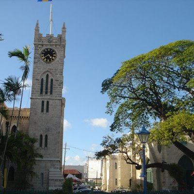 Parliament Building, Bridgetown, Barbados.