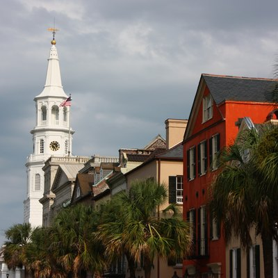 Broad Street, Charleston SC