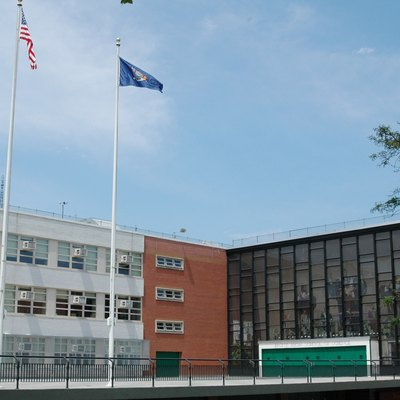 Bronx High School Of Science, Bronx, Nyc, Usa