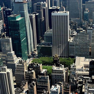 Bryant Park, Manhattan, New York City, USA