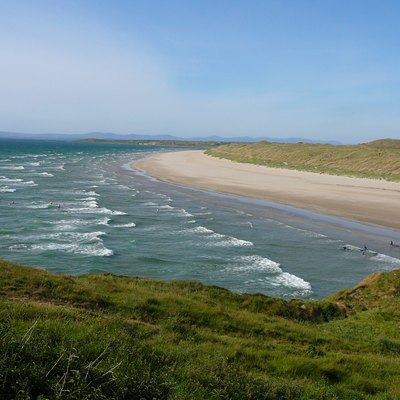 Bundoran Is Regarded As One Of The Best Surfing Spots In Ireland And Europe.