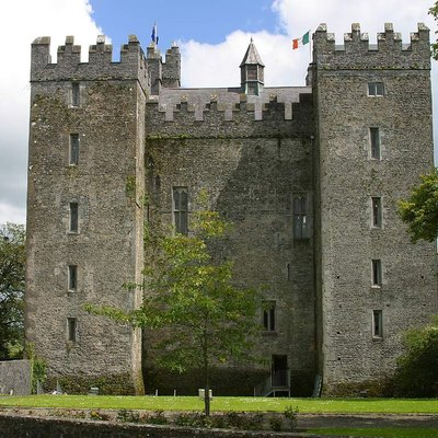 Bunratty Castle, county Clare, Ireland