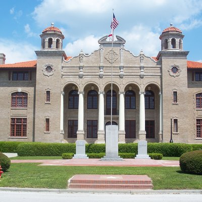 Bushnell, Florida: Sumter County Courthouse: