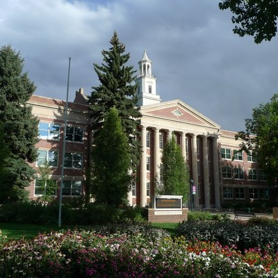 Colorado State has converted the historic Fort Collins High School building into its University Center for the Arts
