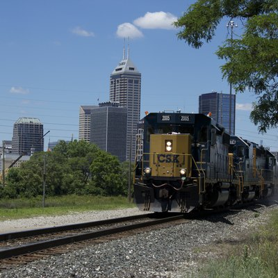 CSX leaving Indianapolis