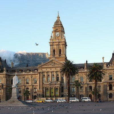 City Hall, Darling Street, Cape Town