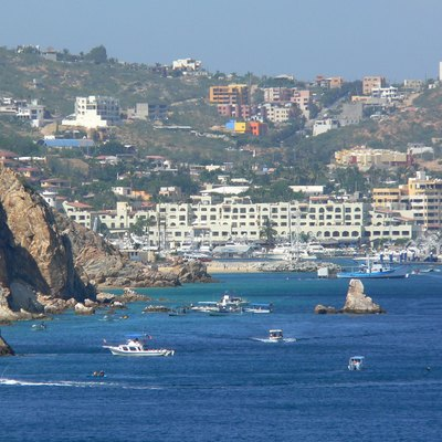 Photo of Cabo San Lucas bay, Mexico
