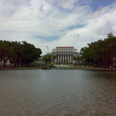 Capitol Park and Lagoon, Bacolod City, Negros Occidental