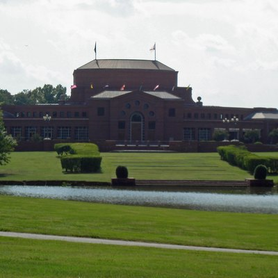 Carolyn_Blount_Theatre in Montgomery, Alabama, home of the w:Alabama Shakespeare Festival
