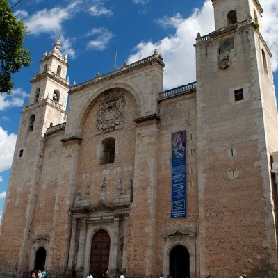Cathedral of Merida (1598).
