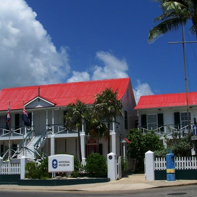 Cayman Islands National Museum in George Town, Grand Cayman