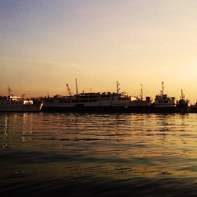 A picture of Port 1 of Cebu City