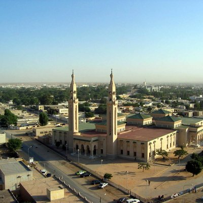 Nouakchott Is The Capital And The Largest City Of Mauritania. It Is One Of The Largest Cities In The Sahara.