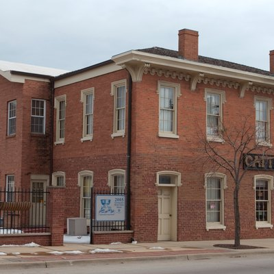 The Champaign County Historical Museum, Champaign, IL