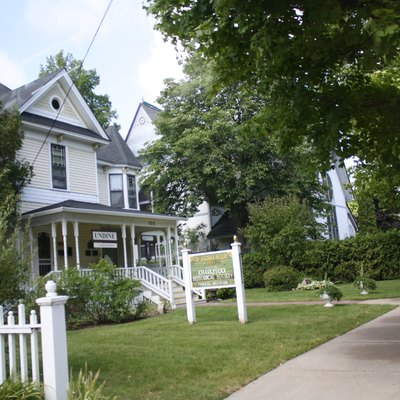 Harsha House, part of the Charlevoix Historical Society