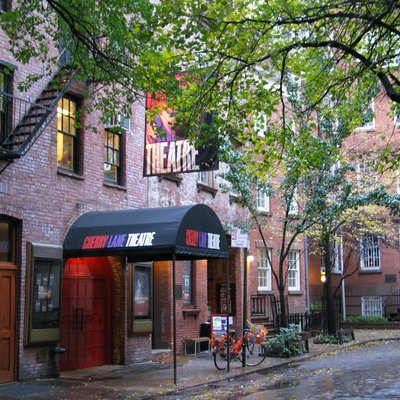 Cherry Lane Theater in Greenwich Village