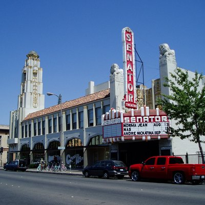 Downtown Chico, California