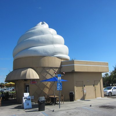 Chillin' Out Ice Cream, 1410 East Osceola Parkway, Kissimmee, Florida.