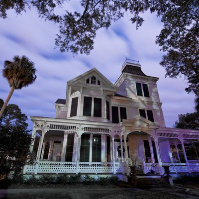 A beautiful 1880's Victorian home found in New Ibera near Shadows On The Teche plantation home.