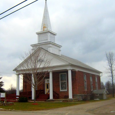Congregational Church of Grand Isle (a/k/a Grand Isle Union United Methodist Church)