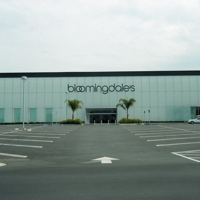The Bloomingdale's department store at South Coast Plaza in Costa Mesa.