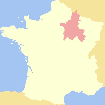County of Champagne.