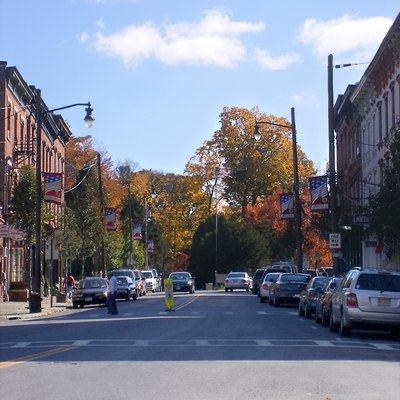 Downtown Wappingers Falls - Historic District