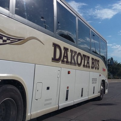 Dakota Bus, Trailways, Denver, Colorado