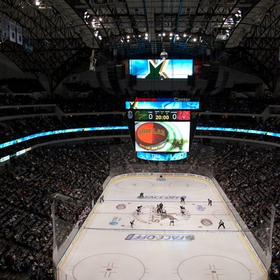Dallas Stars at the American Airlines Center