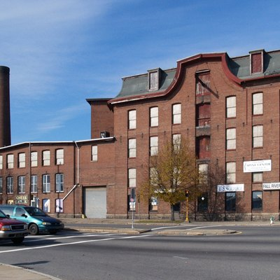 Davol Mills, Plymouth Avenue, Fall River, Massachusetts