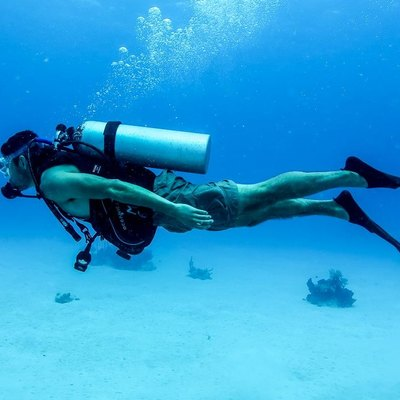 Consider, scuba diving with disney at the us virgin islands