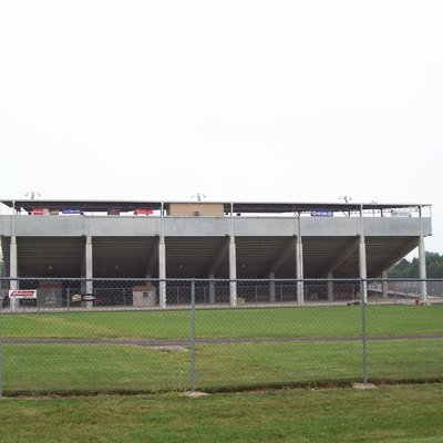 A picture of the Door County, Wisconsin fairgrounds in Sturgeon Bay, Wisconsin. This image was taken August 27, 2006 by User:Royalbroil