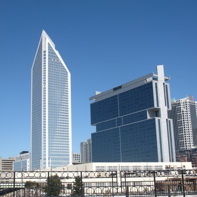 Duke Energy Center and The Westin Charlotte