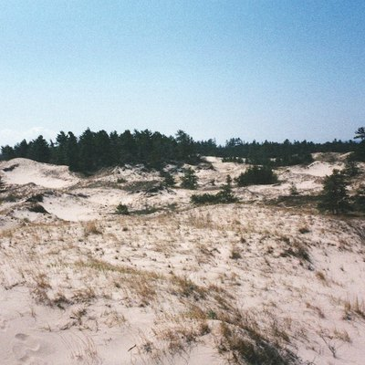 North Manitou Island - Southern Dunes