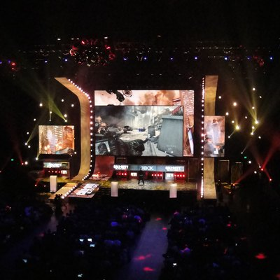 E3 Expo 2012 - Microsoft Press Event - Call of Duty Black Ops II