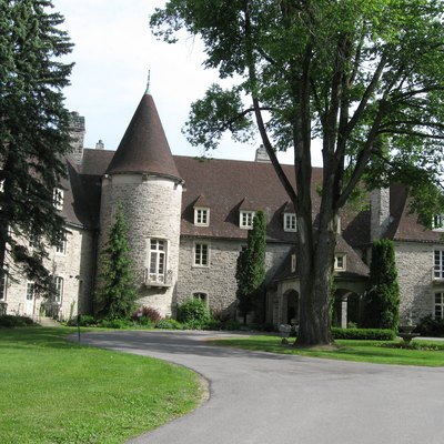 Eaton Hall in King City, Ontario, Canada