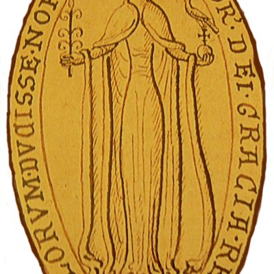 Seals of Eleanor of Aquitaine