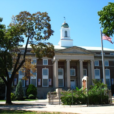 Elizabeth, New Jersey City Hall