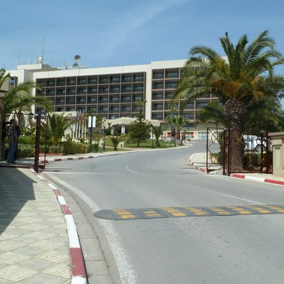 Sheraton Tunis Hotel & Towers, Tunisia