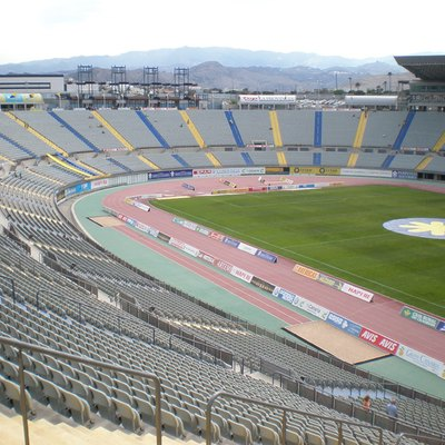Gran Canaria Stadium, The Biggest Sports Venue Of Canary Islands.[87]
