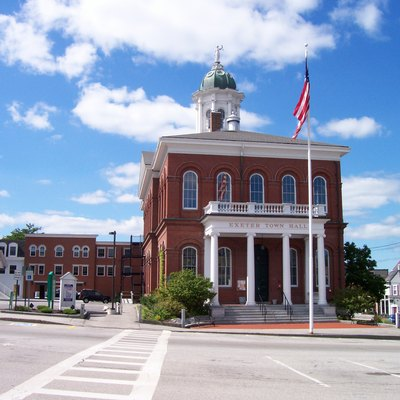 Exeter, NH Town Hall