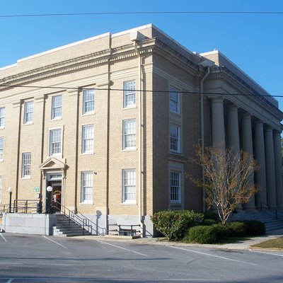 Washington County Courthouse, in Chipley, Florida