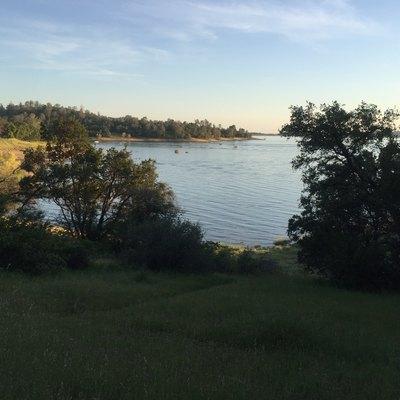 Beaches In Folsom Lake California Usa Today