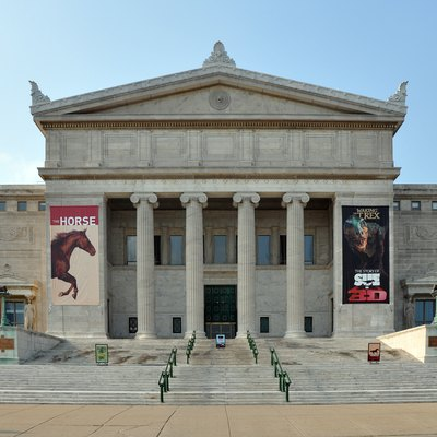 Field Museum Of Natural History In Chicago, Illinois, Usa.