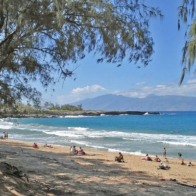 D. T. Fleming Beach Park, Kapalua, Maui, Hawaii, US. Best beach of US scored in 2006.