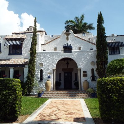The Joseph Wesley Young House was built in 1925 and is located at 1055 Hollywood Boulevard, Hollywood, Florida. Joseph W. Young was the founder of Hollywood, Florida. The house was placed in the National Register of Historic Places on August 10, 1989, reference #89001076.