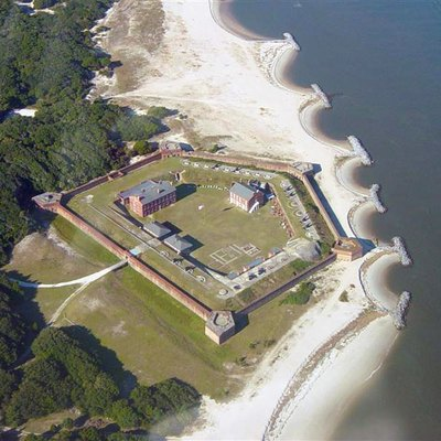 Fort Clinch October 23, 2003