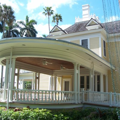 Fort Myers, Florida: Murphy-Burroughs House: